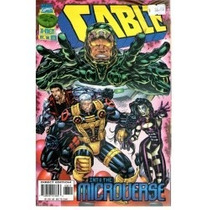 Comic Cable Varios Numero En Ingles Marvel