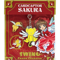 Oferta! Llavero Y Notepad De Kero Cardcaptor Sakura