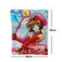 Almohada Sakura Card Captor Baculo De Excelente Calidad