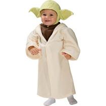Rubie Costume Star Wars Yoda Completa Vestuario