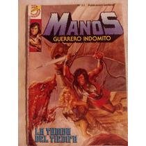 Comics Antiguos Manos Español Conan El Bárbaro Guerrero