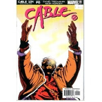 Comic Cable Varios Numeros En Ingles Marvel