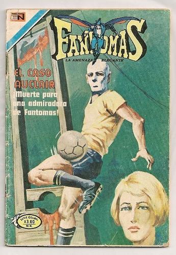 Comics Novaro Fantomas Serie Colibrí De 1976