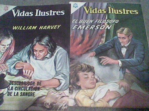 Comics Vidas Ejemplares