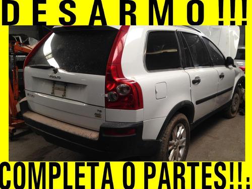 Completa O Partes Desarmo Volvo Xc90 Piezas Volvo Transmisio