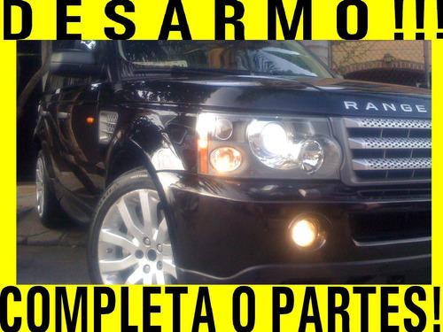 Completa O Partes Land Rover Range Rover Sport S.c Desarmo