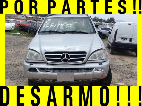 Completa O Partes Mercedes Ml 500 02 Refacciones Auto Partes