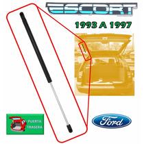 93-97 Ford Escort Vagoneta Piston Hidraulico 5ta Puerta Izq.
