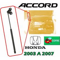 03-07 Honda Accord Piston Hidraulico Para Cofre Derecho