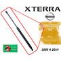 05-14 Nissan Xterra Piston Hidraulico 5ta Puerta Izquierdo