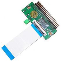 Adaptador Para Disco Duro Zif / A Interface Ide De 2.5 Pulg