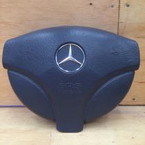 2000 Mercedes Benz A160 Bolsa De Aire Chofer Gris Obscuro