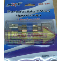 Porta Fusible Automotriz P/maxi Fuse P/2 Fuse Dxr255820