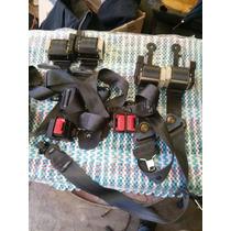 Cinturones Delanteros Platina Y Clio