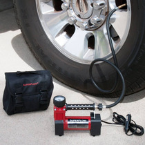 Ar. Portable Compressor - Q Industries Hv-35 Superflow 12-v