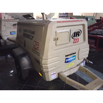 Ingersollrand 185pcm 185cfm Compresor De Aire Doosan