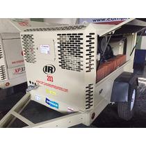 Compresor Ingersoll Rand 375 Pcm Y Perforadora Stenuick
