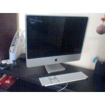 Computadora Mac Escritorio