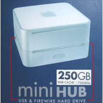 Disco Duro Lacie Con Hub Para Tu Apple Mac Mini O Pc