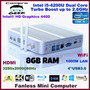 Mini Pc Intel I5-4200u Dual Core,8gb Ram