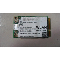 Tarjeta Inalámbrica Wi-fi Dell Inspiron 1420 - Pp26l Vbf