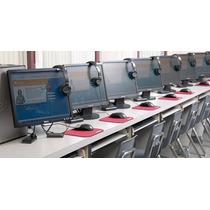 Paquete Ciber Remate 5 Computadoras 2 Ram Lcd De 17,garantia