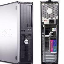 Dell Core 2 Duo 3.0ghz 2gb Ddr3 Hd 250gb Para Cyber ! Unicos