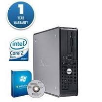 Cpu Dell Optiplex 755 Core 2 Duo A 2.6 Ghz 2gb Hd80 Gb