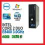 Dell Optiplex Sff 780 Core 2 Duo ,3gbram,160gb, Quemadordvd
