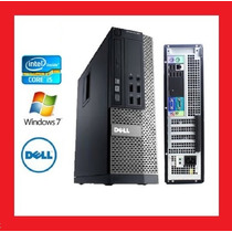 Dell Optiplex 790 Core I3/4gb Ram/250gb Disco/dvd Remate