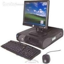 Computadoras Baratas Para Cyber Garantia 1 Año 2gb Ram Lcd17