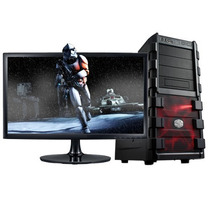 Pc Dominio Premium Intel Core I7 Hdmi Monitor 23 Ssd #l Bfn