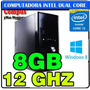 Cpu Intel Core I5 Quad Core 12ghz 8gb Ram Hdmi Vga 500gb