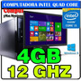 Pc Intel I5 Quad Core 12ghz 4gb Ram Led 18.5 Hdmi Vga 500gb