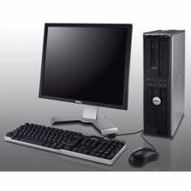 Computadoras Completas Core2duo, 250 Gb Hd, 2gb Ram, Lcd 19