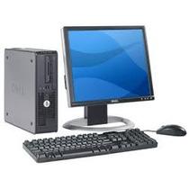 Computadora Para Ciber Dellgx620 Lcd 17 Ram 2 Gb Baratas