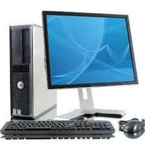 Dell Optriplex Gx755 Core2duo 4 Ram La Mas Rapida Uso Rudo