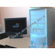 Cpu Armado Mobo Ecs P6stp-fl Procesador Pentium 3 1 Ghz