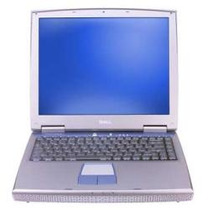 Laptop Dell Inspiron 1100 Pp07l, Para Partes Vbf