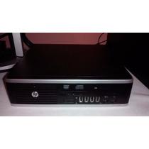 Hp 8200 Ultraslim Core I5 4gb Ddr3 320gb Sata Dvd Win7 Pro