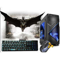 Computadora Cpu Gamer Amd A4 1tb 8gb + Monitor Teclado Mouse