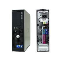 Dell Optiplex Sff 780 Core 2 Duo ,3gbram,160gb, Quemadordvd
