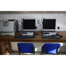 2 Computadoras Hp Y 1 Impresora Credito A 12 Meses S/t