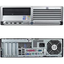 $1499 Lote De 2 Cpu Hp Compaq Dc 7600 Sff Pentium D Hdd 80g