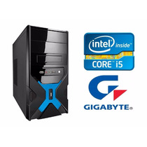 Cpu Pc Intel Core I5 Ram 8gb 1tb Hdmi Usb 3.0 Gigabyte