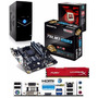 Pc Amd Fx-8320e + Ga-78lmt-usb3 + Hdmi + 1tb + 4gb + Radeon