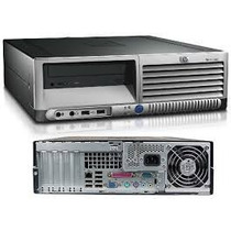 Equipos Hp A 3.0 Ghz Ht A 1gb Ddr2 Y Disco Sata 80 Gb Dvd