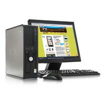 Paquete Cibercafe 5 Pcs Intel 2.8ghz Ddr2 Accesorios #c Flr