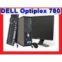 Dell 780 Core2duo 6.0,4gb Ddr3,250gb,dvdrw,cardreader,lcd 17