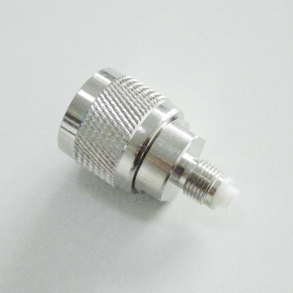 Conector adaptador para cable coaxial n macho fme hembra - Cable coaxial precio ...